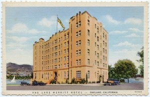 Lake Merritt Hotel, Lakeside Drive at Madison, Oakland, California